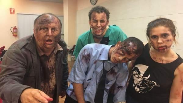 Calatayud celebrará el día 20 una nueva edición de la Survival Zombie