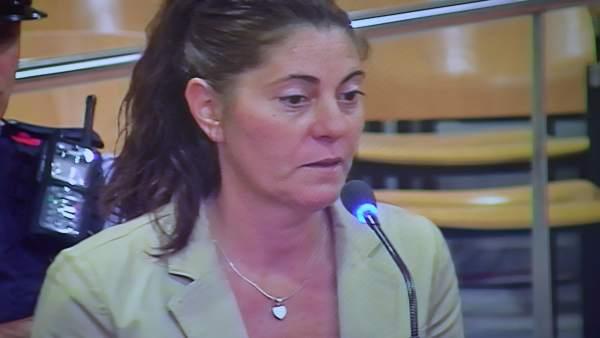Margarida Garau, la madre de la niña Nadia, acusada de estafa