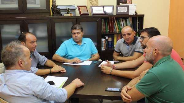 Reunión de los alcaldes