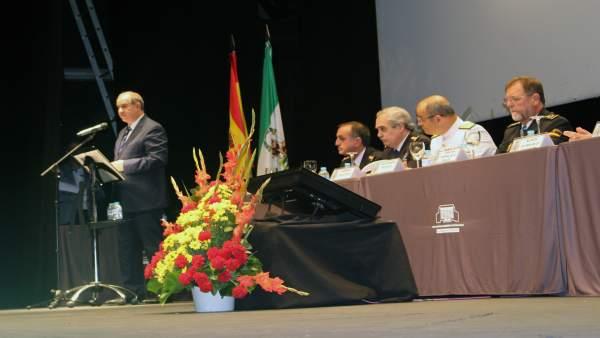 El director general de la Policía, Francisco Pardo