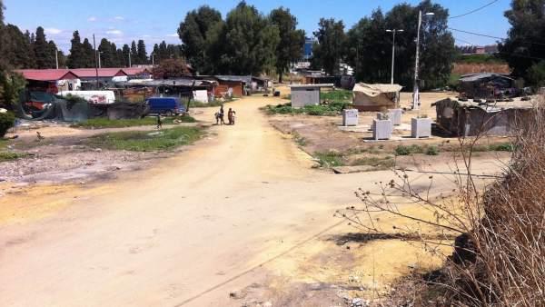 Asentamiento Chabolista Del Vacie De Sevilla