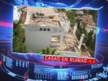 'Casas en ruinas' en 'En el punto de mira'.