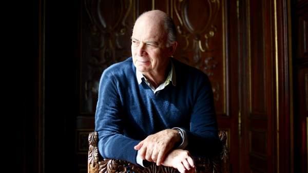 Enrique Krauze, en Casa América.