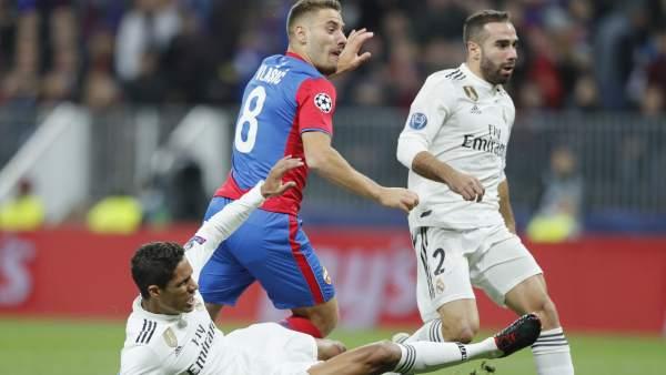 CSKA - Real Madrid