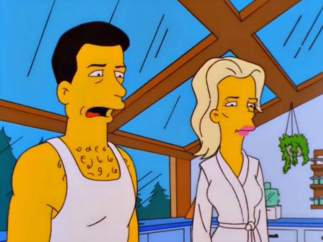 Alec Baldwin y Kim Basinger