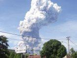 Erupción del Soputan