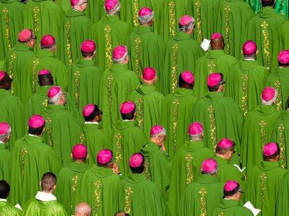 Verde obispal