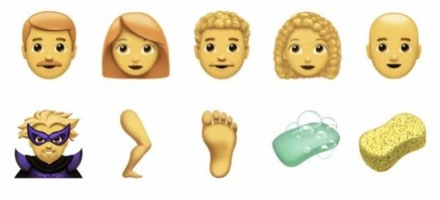 Nuevos emojis de Apple.