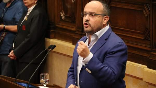 [GOVERN] Projecte de llei per a la restitució efectiva de les institucions catalanes derrocades il·legítimament 794933-600-338