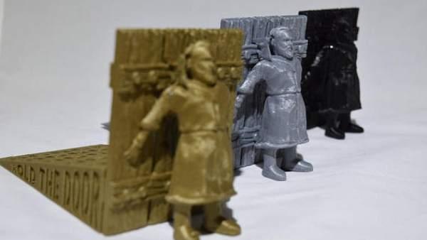 Tope para puertas de 'Juego de tronos'