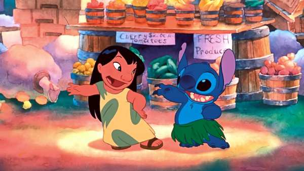 'Lilo & Stitch', de Disney.