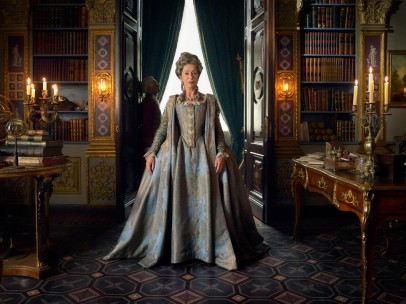 Helen Mirren como Catalina la Grande