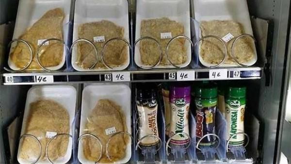 Vending de cachopos