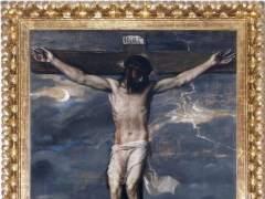 Cristo Crucificado, de Tiziano