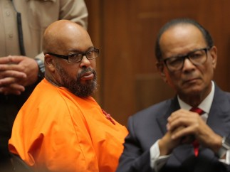 Suge Knight, productor musical