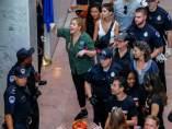 Amy Schumer, detenida en las protestas contra Kavanaugh