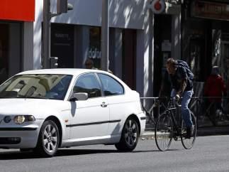 La DGT prepara una reforma de la normativa para poder aplicar el límite de 30 km/h en todas las ciudades