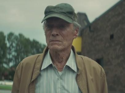 Clint Eastwood en 'The Mule'.
