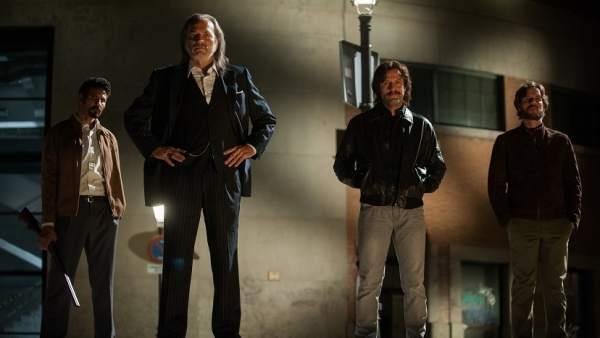 'Gigantes', la nueva serie de Movistar+ con José Coronado.