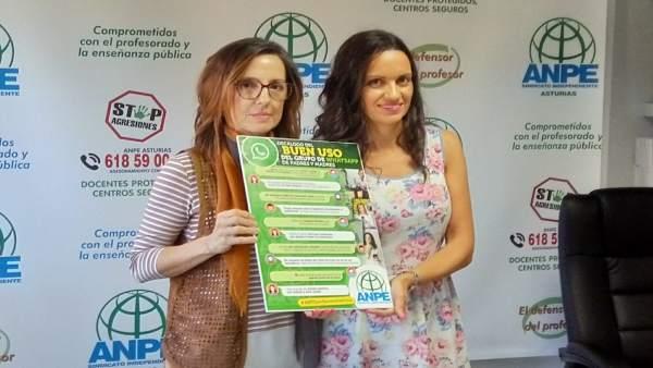 Profesores asturianos piden a los padres que no utilicen sus grupos de WhatsApp para insultarles   796780-600-338