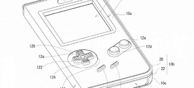 Patente funda Game Boy