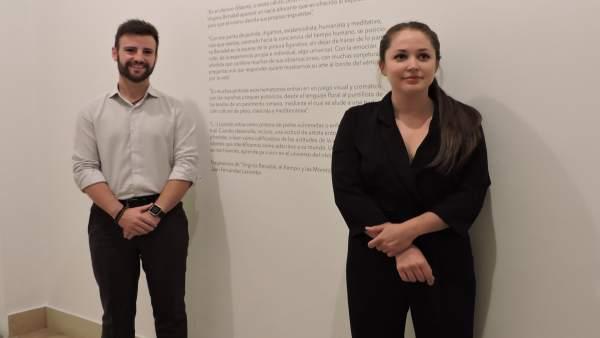 Exposición de Virginia Bersabé