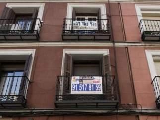 Vivienda de alquiler en Madrid