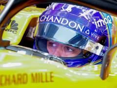 """Alonso estalla: """"En otras categorías corremos con señores de 60 años y no pasa nada"""""""