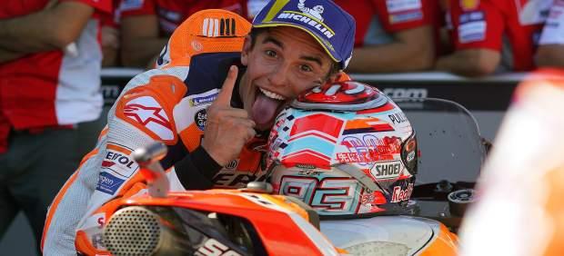 Las cuentas de Márquez para ser campeón del mundo de MotoGP en el GP de Japón