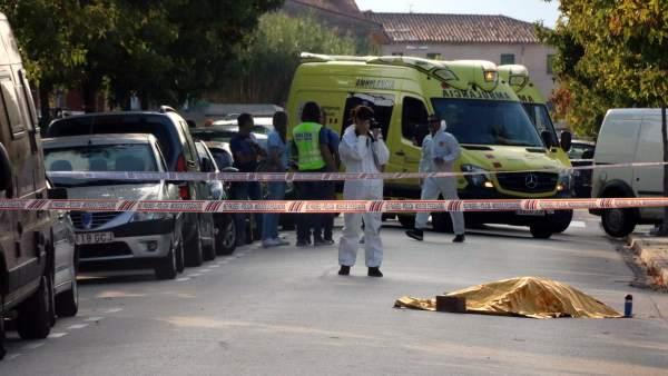 Violencia machista en Girona