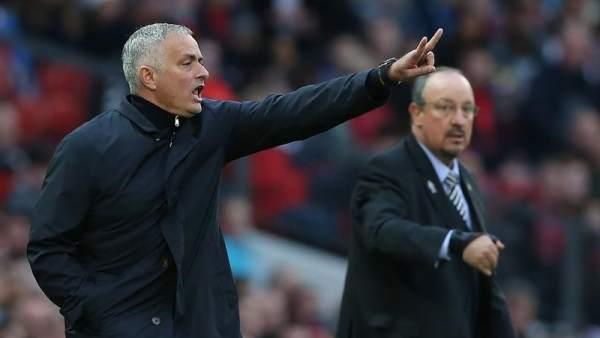 Mourinho salva los muebles contra ben tez con una for Muebles arganda del rey