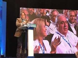 Núñez interviene en el Congreso