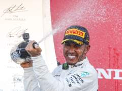 La calculadora de Hamilton para ganar el Mundial de F1 en el GP de EE.UU