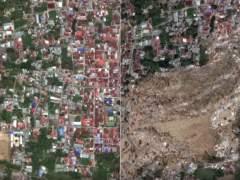 Aún hay 680 desaparecidos, 70 de ellos menores, tras el seísmo y el tsunami en Célebes