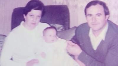 Teresa, bebé robada