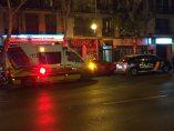 Muere un hombre en Madrid