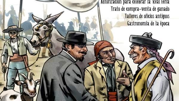 Feria de Ganado Villanueva de Tapia