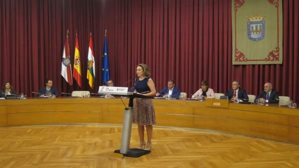 Gamarra, en el Debate de la Ciudad 2017