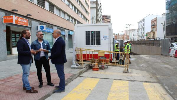 Juan Cassá Javier Imbroda callejones del perchel obras metro retraso compensacio