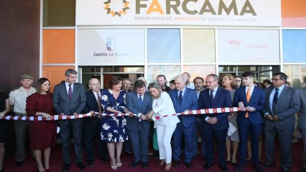 Inauguración Farcama