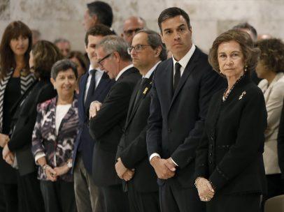 Emotivo funeral por Caballé
