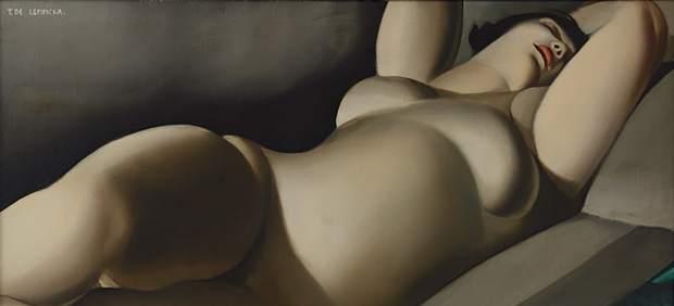 Tamara Lempicka: la diva del art déco pasea su glamour por el Palacio de Gaviria
