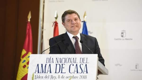 Presidente C-LM, Emiliano García-Page