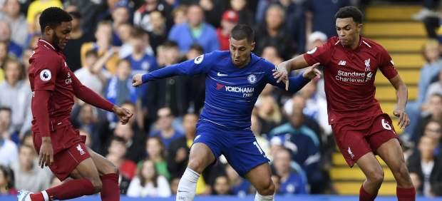 Hazard ha rechazado dos ofertas de renovación del Chelsea y espera al Real Madrid