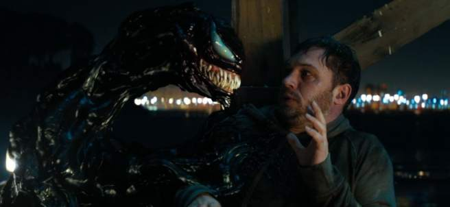 Tom Hardy, en 'Venom'
