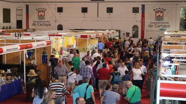 Pabellón de Exposiciones de Cartaya.