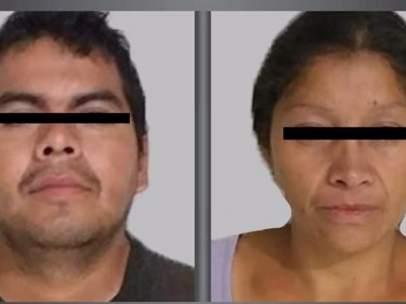 Feminicidas detenidos en México