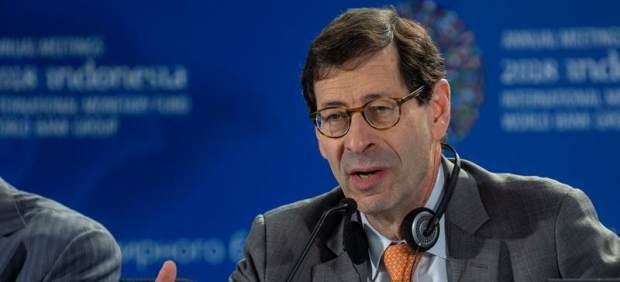 Maurice Obstfeld, FMI
