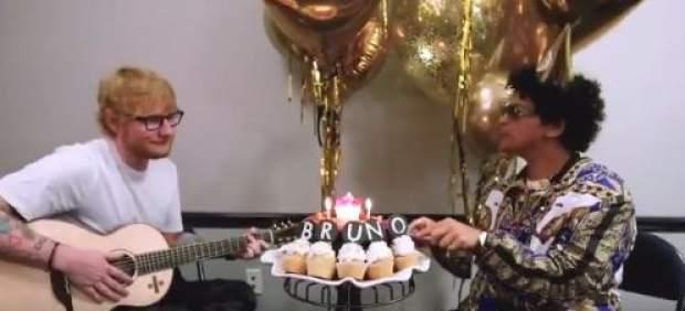 Cumpleaños Bruno Mars