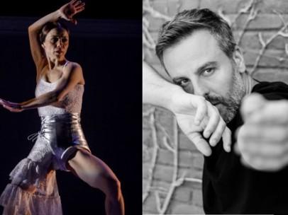 Olga Pericet y Antonio Ruz